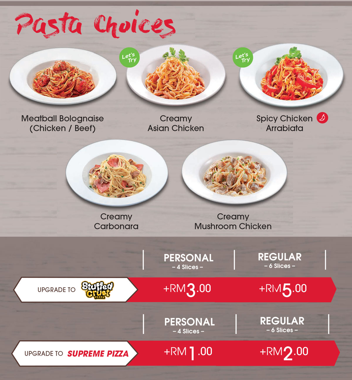 Menu Pizza Hut Delivery Dan Harga